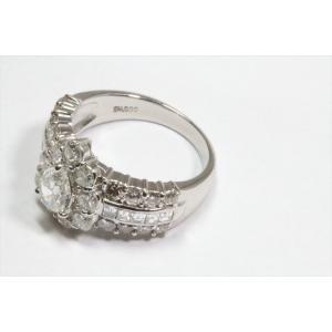 ダイヤモンドリングPT900|megumi-1|06