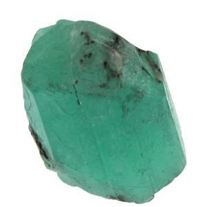 天然 エメラルド 原石 9.68ct ルース コロンビア産 G05 保証書付き|megumi-1