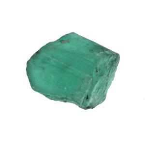 天然 エメラルド 原石 6.53ct ルース コロンビア産 G12 保証書付き|megumi-1