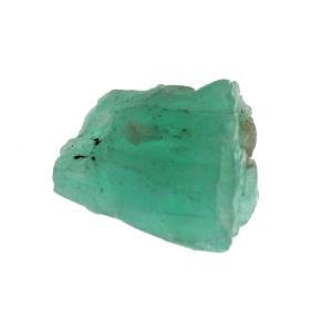 天然 エメラルド 原石 6.51ct ルース コロンビア産 G13 保証書付き|megumi-1