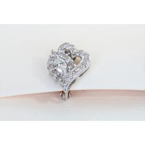 ダイヤモンドイヤリング K18WG/ K14WG megumi-1 03