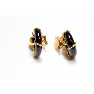 オニキスイヤリングK18|megumi-1|06