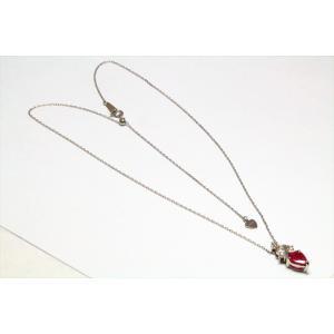 ルビー ダイヤモンドペンダントpt900/pt850|megumi-1|03