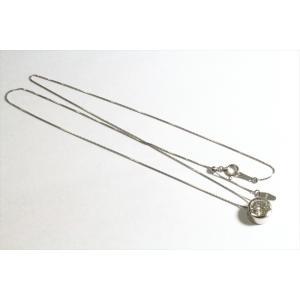 一粒ダイヤモンド ペンダントネックレス PT900/PT850|megumi-1|03