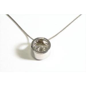 一粒ダイヤモンド ペンダントネックレス PT900/PT850|megumi-1|04