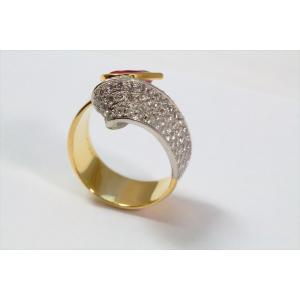 ルビー ダイヤモンドリング K18/PT900|megumi-1|02