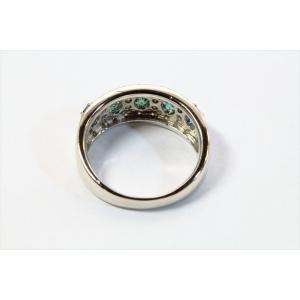アレキサンドライト ダイヤモンドリング PT900|megumi-1|04