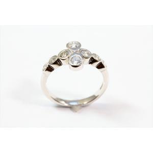 ダイヤモンドリング PT900|megumi-1|03