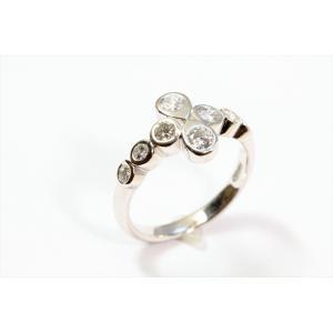 ダイヤモンドリング PT900|megumi-1|06