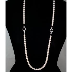 あこや本真珠ネックレス・ブレスレットSV925 3点セット|megumi-1|03