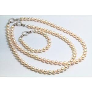 あこや本真珠ネックレス・ブレスレットSV925 3点セット|megumi-1|04