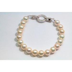 あこや本真珠ネックレス・ブレスレットSV925 3点セット|megumi-1|06