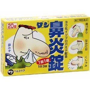 ダン鼻炎錠 20錠 【第(2)類医薬...