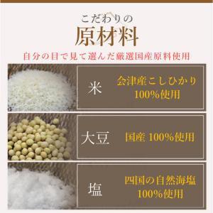 生みそ 700g袋入 お試し / 送料無料 蔵元直送 無添加 米みそ 国産 長期熟成 みそ汁 おすすめ 十二割麹 老舗の味 ポイント消化 メール便|megurokouji|08