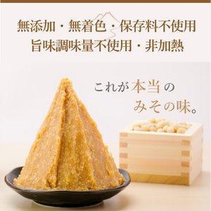生みそ 700g袋入 お試し / 送料無料 蔵元直送 無添加 米みそ 国産 長期熟成 みそ汁 おすすめ 十二割麹 老舗の味 ポイント消化 メール便|megurokouji|09