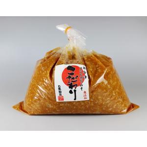 こだわりみそ 5kg袋入|megurokouji