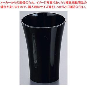 ソリア ミニグラス 50CC 50個入   BU30103 ブラック|meicho2