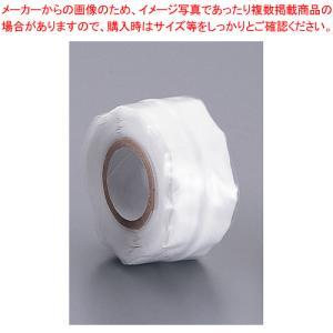 シリコンゴムテープ  1m巻   白|meicho2