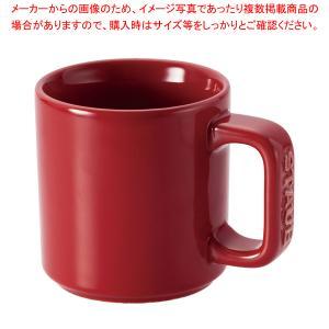 ストウブ セラミック マグカップ 2ヶ組 40511-114 チェリー meicho2