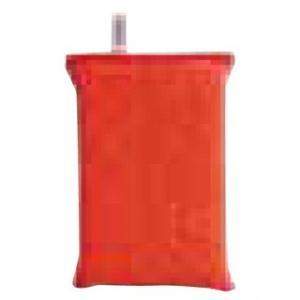 キクロンPROタフネット薄型(5個入) N-300 赤 meicho2