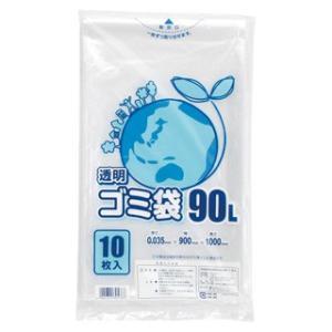 シモジマ LDポリ 035E 90L 10枚 006604830|meicho2