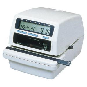 アマノ 電子タイムスタンプ NS-5000|meicho2