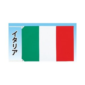 テトロン世界の国旗 イタリア|meicho2