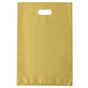 ポリ袋ソフト型 ゴールド 29X44cm 25枚|meicho2