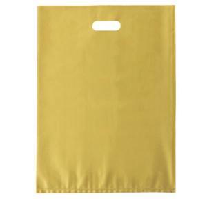 ポリ袋ソフト型 ゴールド 37X50cm 25枚|meicho2