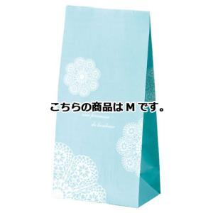 角底 レースィ Mアクア 100枚 15.5×9.5×32cm|meicho2