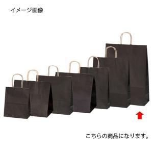 カラー手提げ紙袋 ブラウン 38×15×50 50枚|meicho2
