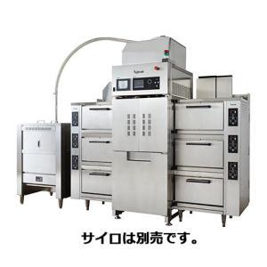 フジマック 全自動立体炊飯機(ライスプロ) FRCP42C 【 メーカー直送/代引不可 】|meicho2