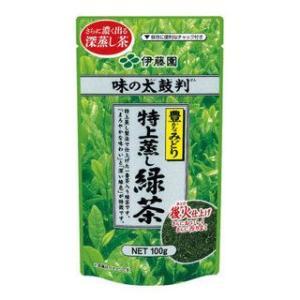 伊藤園 特上蒸し緑茶700 100g