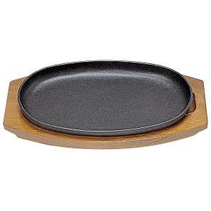 【即納】 三和 ステーキ皿 小判型D 25cm|meicho