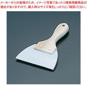 シリコン 三角ゴムヘラ 小|meicho