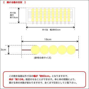 即納 SA18-0三本パイプ焼台 (大) 12・13A|meicho|02