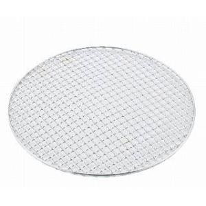 焼網 焼き網 串焼コンロ用丸金網 焼き網  大|meicho