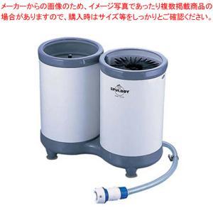スピルボーイ 水圧式グラスウォッシャー Twin-Go-T 1551|meicho