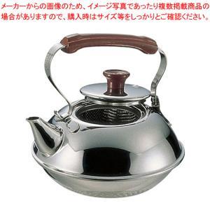 MA18-8ラッキーティポット 0.55l(ストレーナー付) meicho
