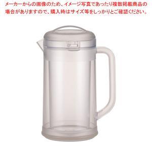 【即納】 ウォーターピッチャー 1.7L クリアー|meicho