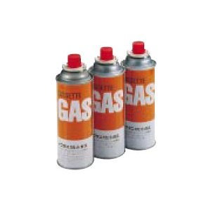 イワタニカセットガス 3pcs CB-250 ORの関連商品8