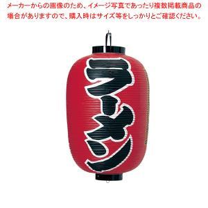 ビニール提灯 印刷15号長型 ラーメン b300 meicho