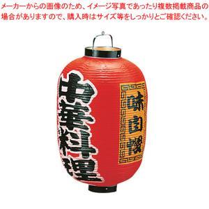 ビニール提灯 印刷15号長型 中華料理 meicho