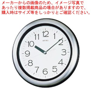 セイコー キッチン&バスクロック KS463S|meicho
