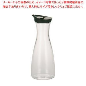 アクリル ジュース&ウォーターボトル KY-338-BK ブラック meicho