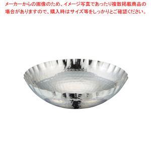 寄せ鍋 卓上鍋 ステンレス製 はな鍋 ツチ目入れ  小...