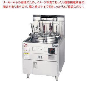 ゆで麺機 はやわき MR−15K都市ガス●寸法(mm):650×750×高さ720●能力:120食/...