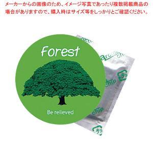 タオル蒸し器用芳香剤 アロマチップ 森の香り(小箱30個入)|meicho
