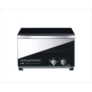 ミラーガラス オーブントースター TS-D047B meicho