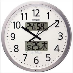 シチズン電波時計プログラムカレンダー 403 4FN403-019 meicho